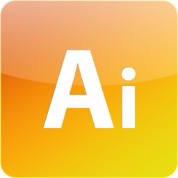 256x256px size png icon of AI Icon