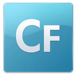 256x256px size png icon of ColdFusion