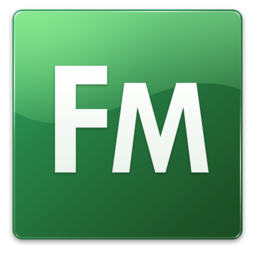 256x256px size png icon of FrameMaker