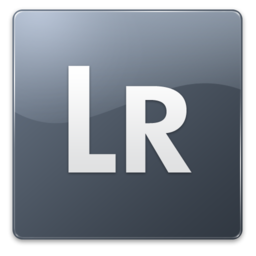 256x256px size png icon of Lightroom