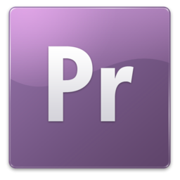 256x256px size png icon of Premier Pro