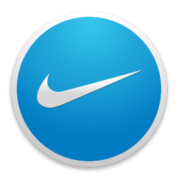 256x256px size png icon of Nike