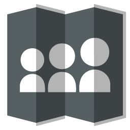 256x256px size png icon of Myspace