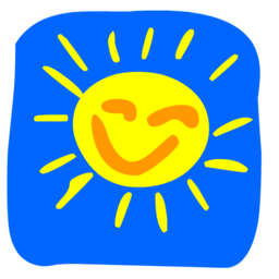256x256px size png icon of Weather 512x512