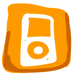 256x256px size png icon of iPod 512x512
