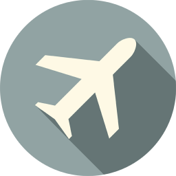 256x256px size png icon of Airline Mode