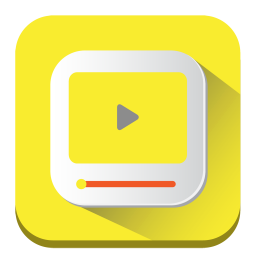 256x256px size png icon of Media Player
