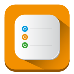 256x256px size png icon of Reminder