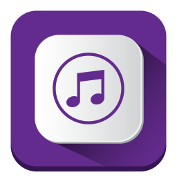 256x256px size png icon of iTunes Store