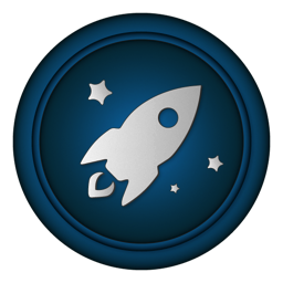 256x256px size png icon of launcher