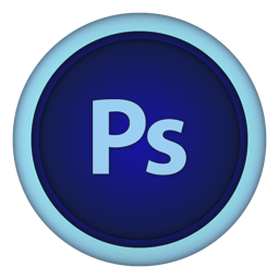 256x256px size png icon of ps