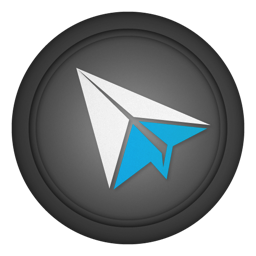 256x256px size png icon of sparrow