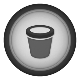 256x256px size png icon of trash