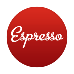 256x256px size png icon of Espresso