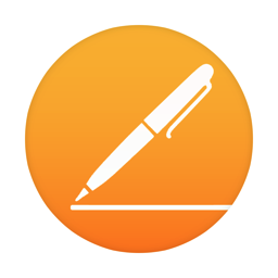 256x256px size png icon of Pages