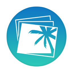 256x256px size png icon of iPhoto
