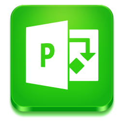256x256px size png icon of project