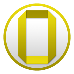 256x256px size png icon of Outlook Circle