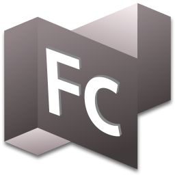 256x256px size png icon of Flash Catalyst 1
