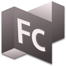 256x256px size png icon of Flash Catalyst 2