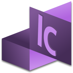 256x256px size png icon of InCopy 2
