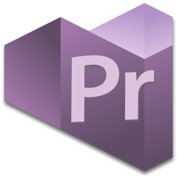 256x256px size png icon of Premiere 2