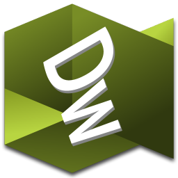 256x256px size png icon of Dreamweaver 1