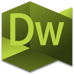 256x256px size png icon of Dreamweaver 4