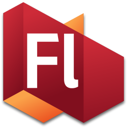 256x256px size png icon of Flash 3