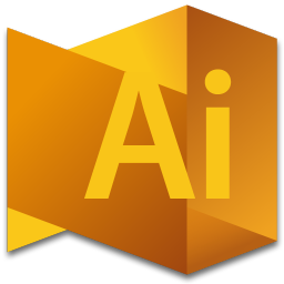 256x256px size png icon of Illustrator 4