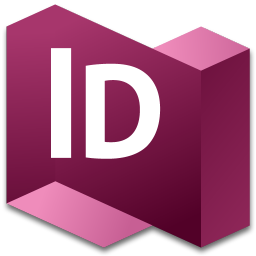 256x256px size png icon of InDesign 3