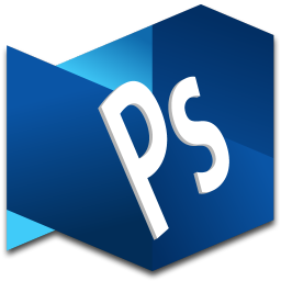 256x256px size png icon of Photoshop Extended 1
