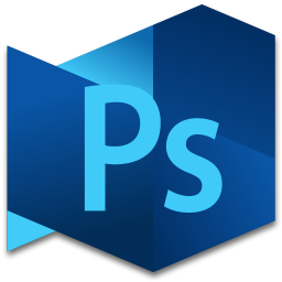 256x256px size png icon of Photoshop Extended 4