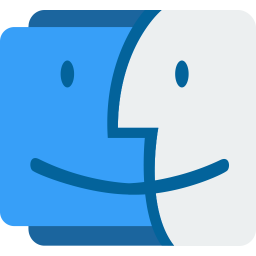 256x256px size png icon of finder