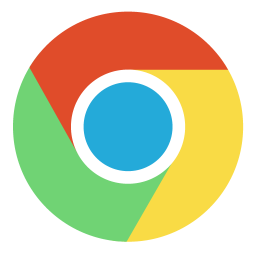 256x256px size png icon of appicns Chrome