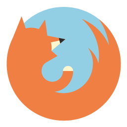 256x256px size png icon of appicns Firefox