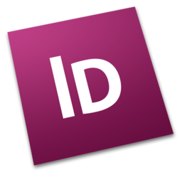256x256px size png icon of InDesign