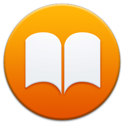 256x256px size png icon of Apple Books