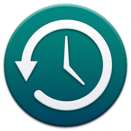 256x256px size png icon of Apple Timemachine