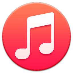 256x256px size png icon of Apple iTunes