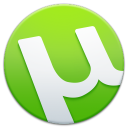 256x256px size png icon of uTorrent