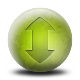 256x256px size png icon of Torrent Applikation