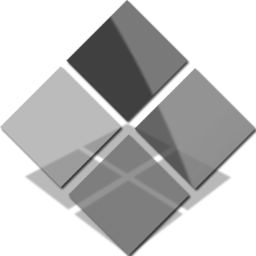 256x256px size png icon of Icona VMWare Fusion BootCamp Style V.2