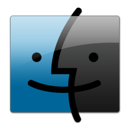256x256px size png icon of Blue Wittle