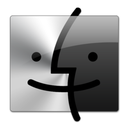 256x256px size png icon of Chrome Wittle