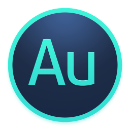 256x256px size png icon of Adobe Audition