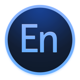 256x256px size png icon of Adobe Encore