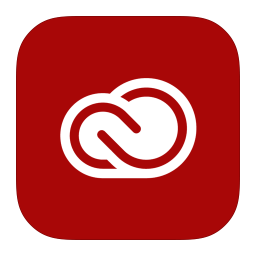 256x256px size png icon of MetroUI Apps Adobe Creative Cloud