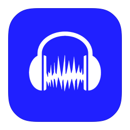 256x256px size png icon of MetroUI Apps Audacity