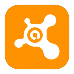 256x256px size png icon of MetroUI Apps Avast Antivirus